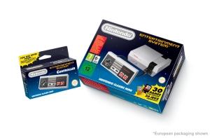 Nintendo Classic Mini Nintendo Entertainment System (1)